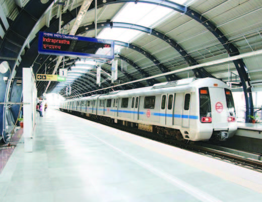 19 Free WiFi in Delhi Metro soon