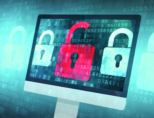 46 Ransomware attacks